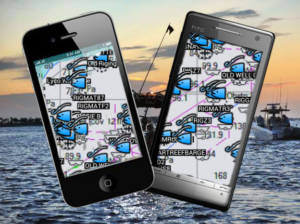Coastal Georgia Fishing Maps for GPS and Mobile Devices