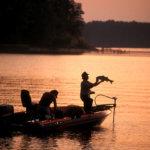 Georgia Lake Fishing Spots for Striper