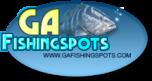 Georgia Fishing Spots for GPS